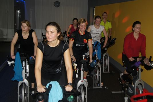 Maraton indoor cycling 06.04.2013